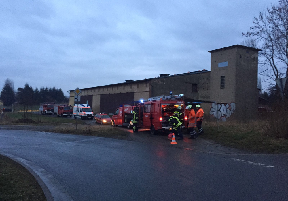 Gasgeruch im Stadtgebiet. Foto: Feuerwehr Hornburg