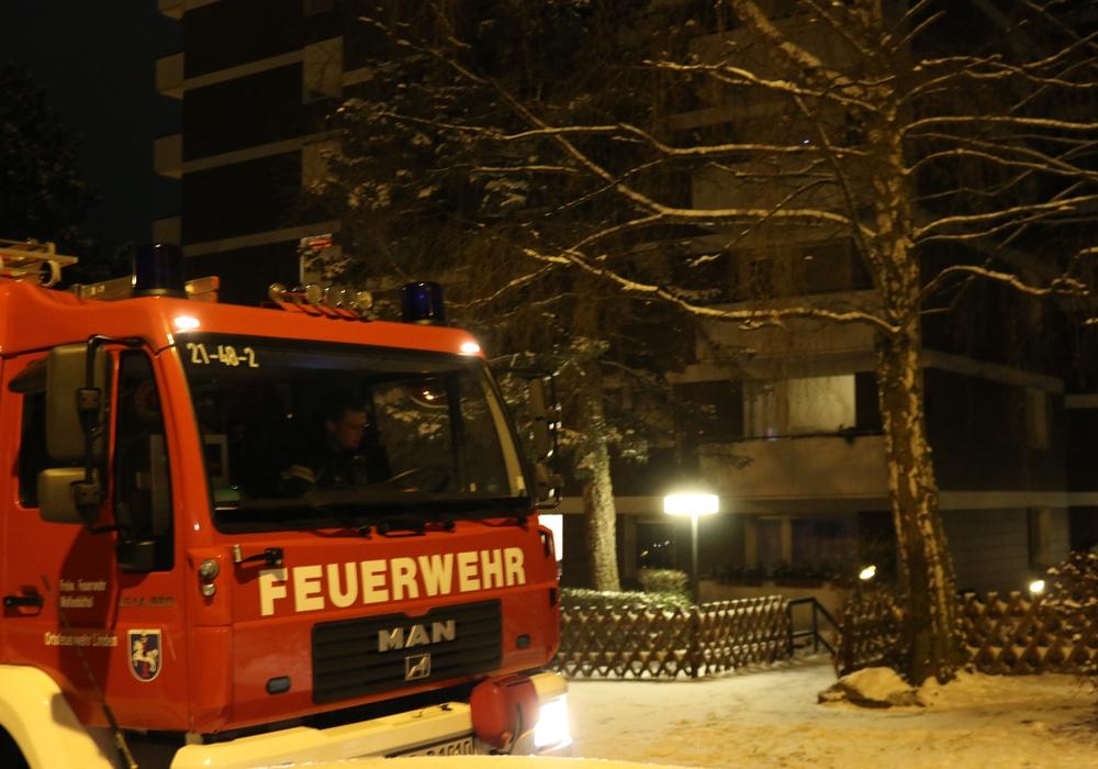 Die Feuerwehr musste am Dienstagabend zu einem angebrannten Essen ausrücken. Foto: Werner Heise