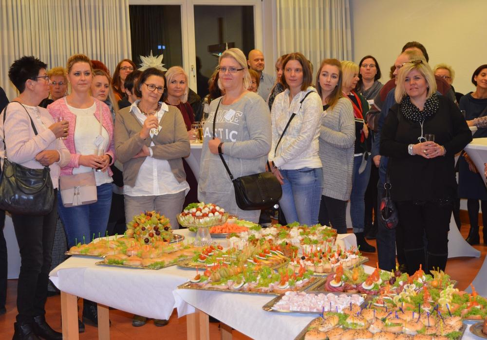 Neujahrsempfang des evangelisch-lutherischen Kindertagesstättenverbandes Peiner Land. Fotos: Evangelisch-Lutherischer Kirchenkreis Peine
