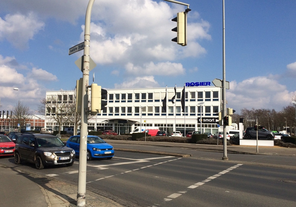 Mercedes Niederlassung Berlin