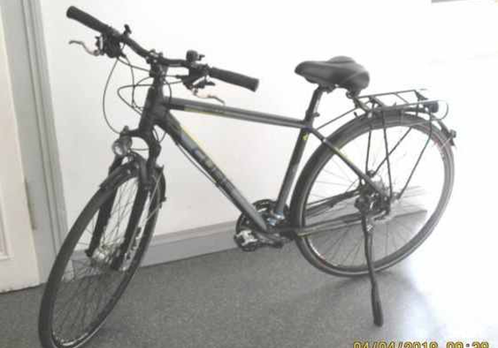 Zu einem vermutlich entwendeten Fahrrad sucht die Polizei Braunschweig derzeit den Eigentümer. Foto: Polizei Braunschweig
