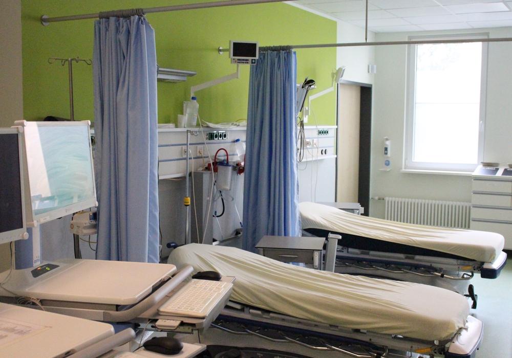 Krankenzimmer Behandlung Pflege Medizin Krankenhaus Foto: Sandra Zecchino