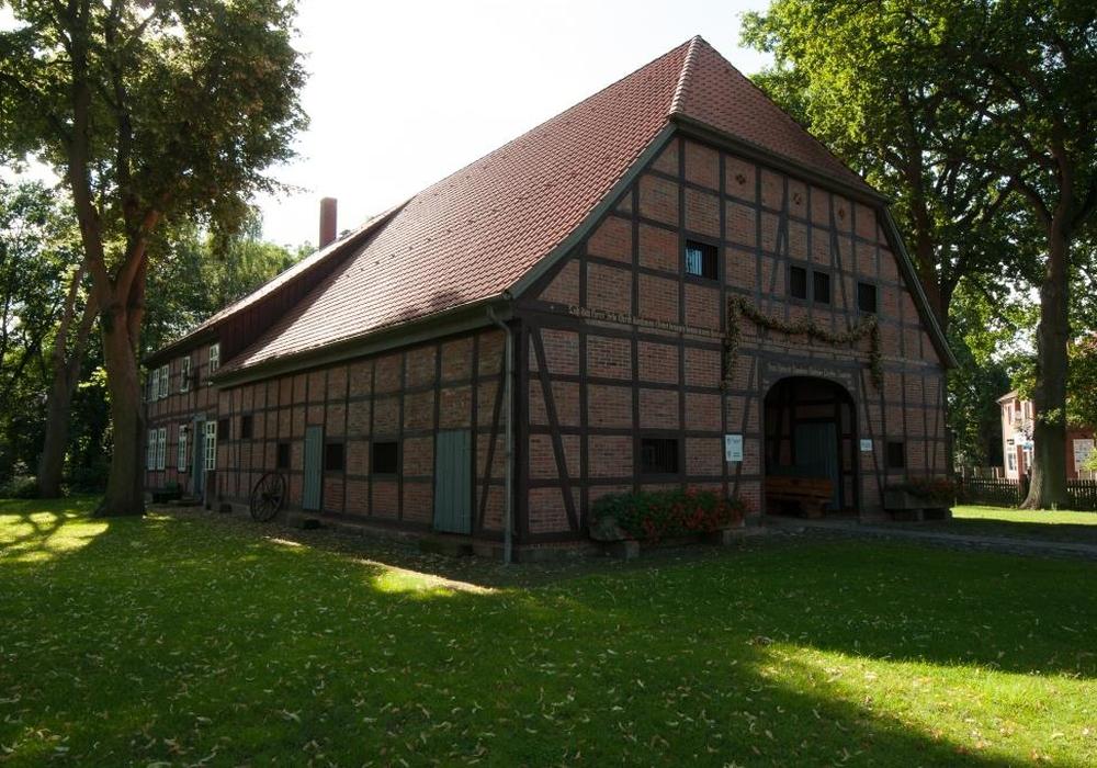 Das Bürgerhaus Müden ist ein Tipp von Samtgemeindebürgermeister Eckhard Montzka. Foto: Eckhard Montzka
