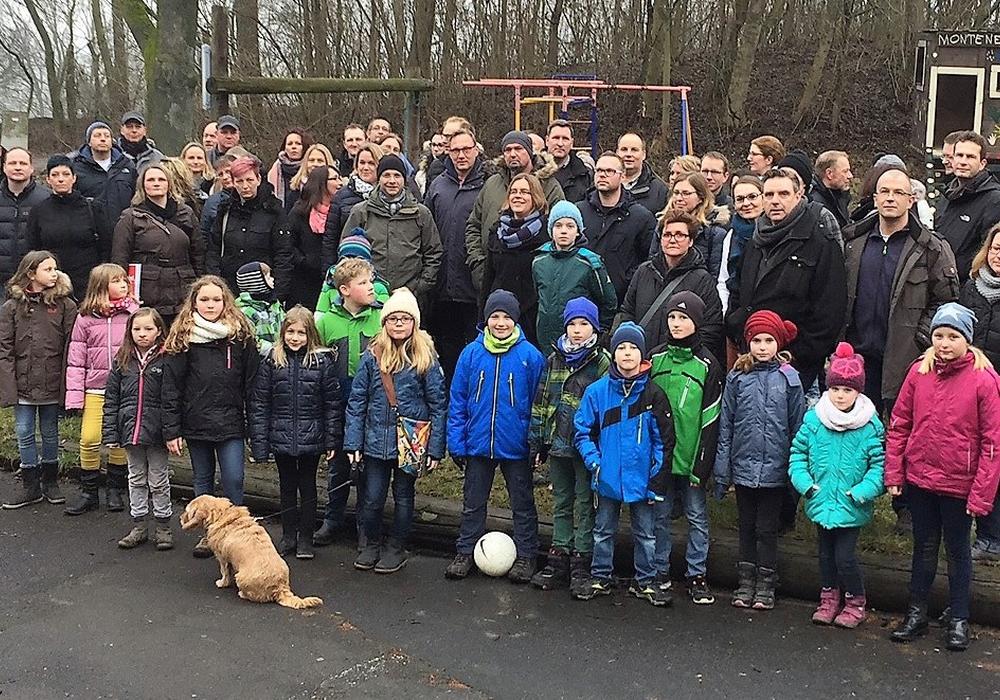 Etwa 70 Personen diskutierten am Sonntag im Falkenheim in Groß Denkte. Foto: privat
