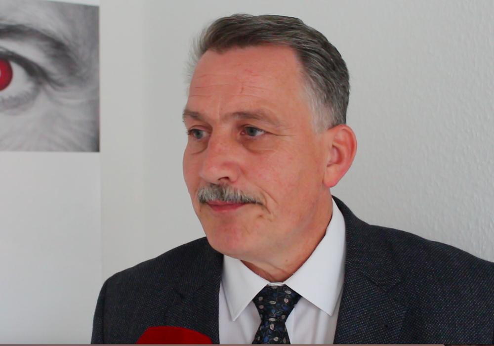 Klaus-Dieter Heid. Archivbild