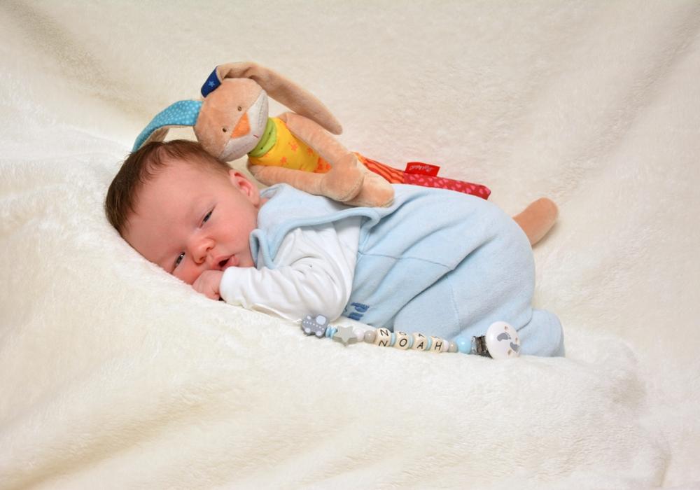 Herzlich Willkommen Noah Joel Matros. Foto: babysmile24.de