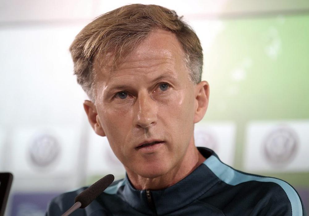 Andries Jonker glaubt nicht, dass Eintracht Braunschweig noch mehr zu bieten hat. Foto: Agentur Hübner