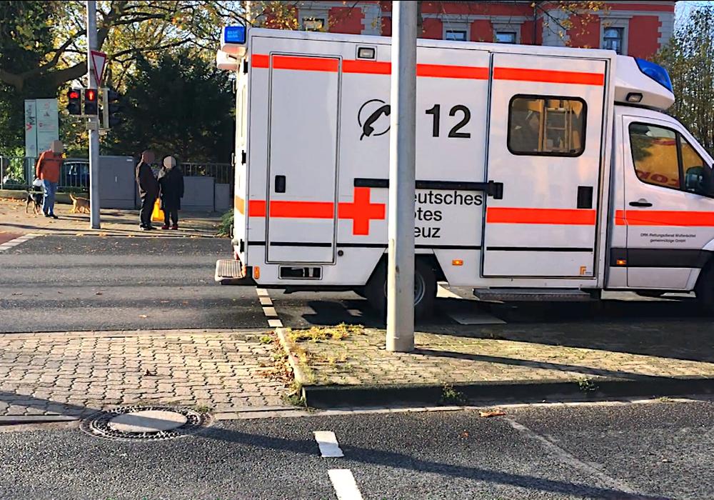 Am Grünen Platz kam es auch in der jüngsten Vergangenheit zu schweren Unfällen. Foto: Archiv/Nick Wenkel
