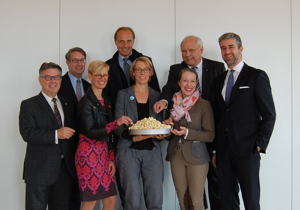 Das 10. Jubiläum feiert das Haus der Wissenschaft mit vielen Aktionen. Foto:Haus der Wissenschaft Braunschweig/Vanessa Krogmann