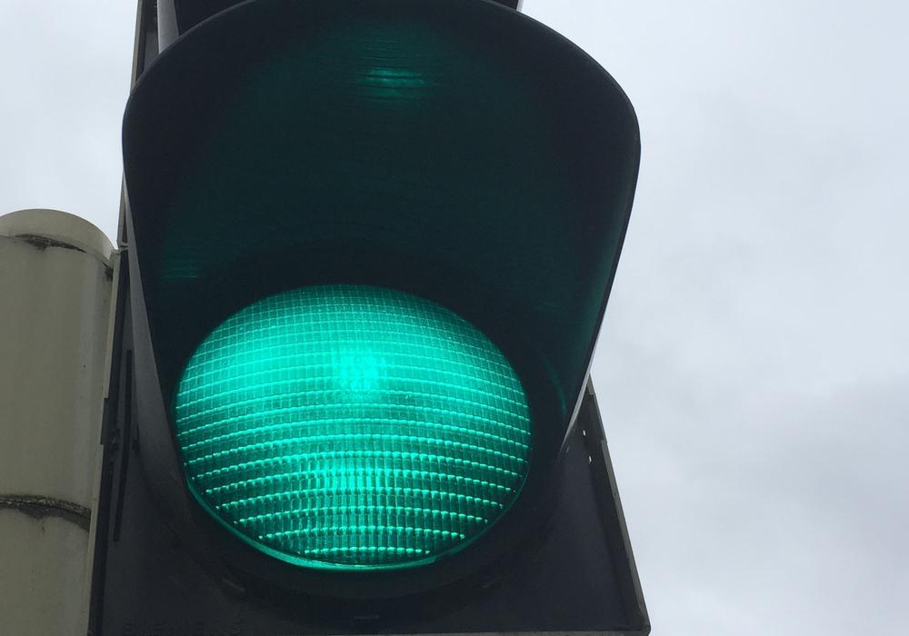 Die Stadt rüstet die Ampeln auf LEDs um. Symbolfoto: Anke Donner