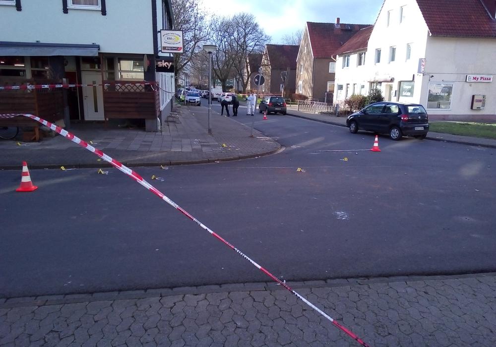 Hier sind die folgenschweren Schüsse gefallen. Nun wurde der Täter schuldig gesprochen. Foto: Dieter Schneider/Archiv