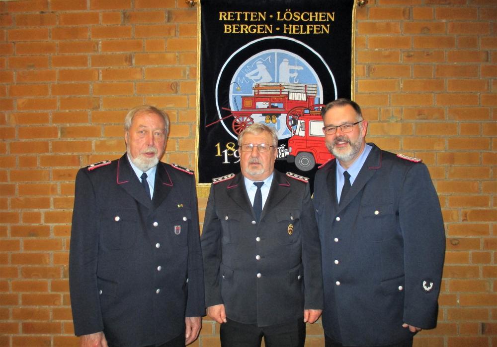 Die Feuerwehr Klein Schöppenstedt hielt am Samstag ihre Jahreshauptversammlung ab. Foto Privat