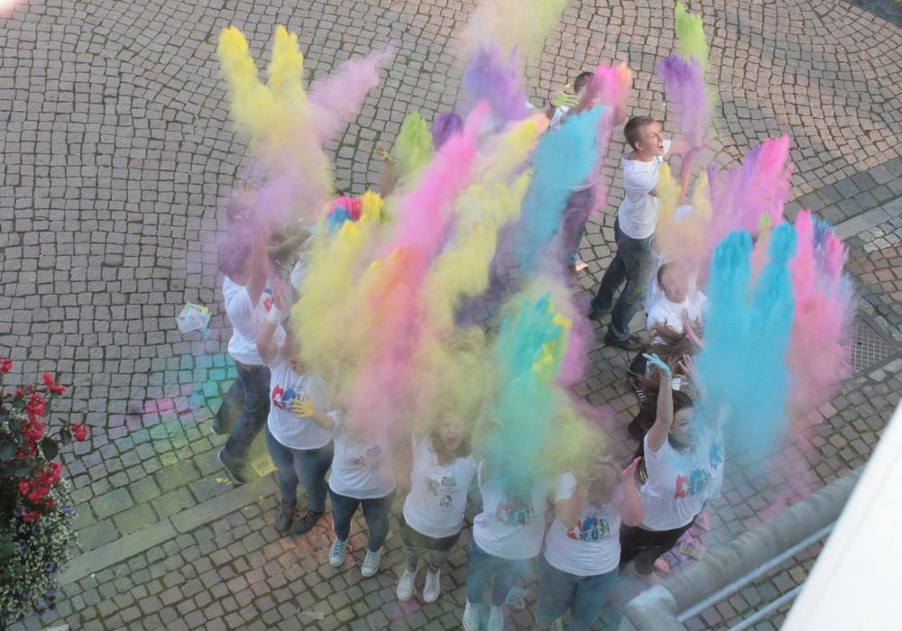 Mach Wolfenbüttel zu deiner Stadt - heißt es im Imagefilm des Jupa, der zur aktiven Mitgestaltung der Stadt unter Jugendlichen werben soll. Foto: Anke Donner/Archiv