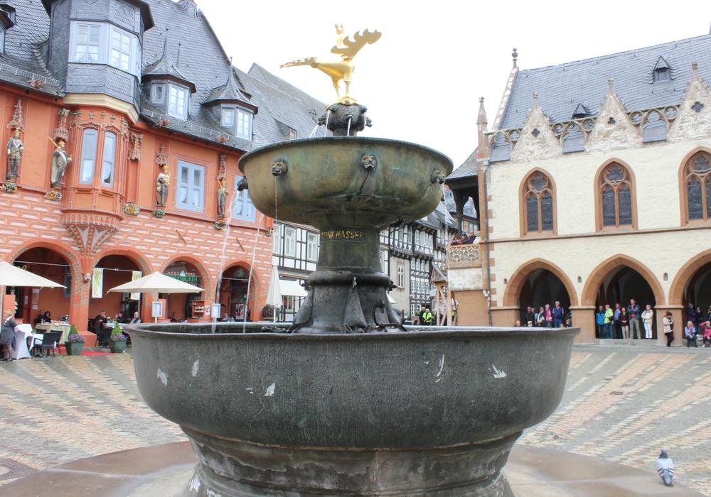 Am 21. Mai findet der Tag der Städtebauförderung statt. Auch die Stadt Goslar nimmt an diesem Aktionstag teil und stellt dabei zwei ihrer Förderprojekte vor. Foto: Anke Donner