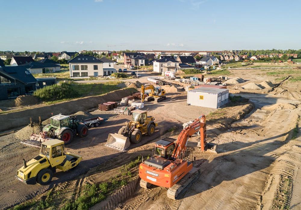 Die Nachfrage nach Baugrund in Salzgitter ist hoch. Foto: Stadt Salzgitter