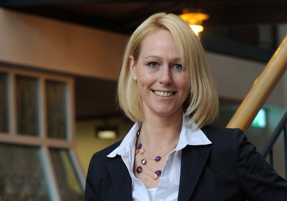 Britta Sytnik, stellvertretende Geschäftsführerin des Kulturrings. Foto: Kulturring