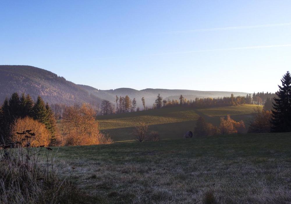 Die Landschaft rund um den Steinberg - offenbar ideal für einen Pferdefilm. (Archivfoto)