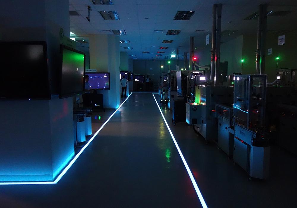 Eröffnung der Modellfabrik des Singapore Institute of Manufacturing Technology – Zusammenarbeit in Ausbildung und Forschung
