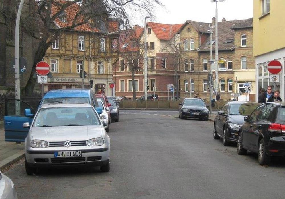 Die Kapellenstraße sorgt für Diskussion. Foto: Verwaltung Braunschweig