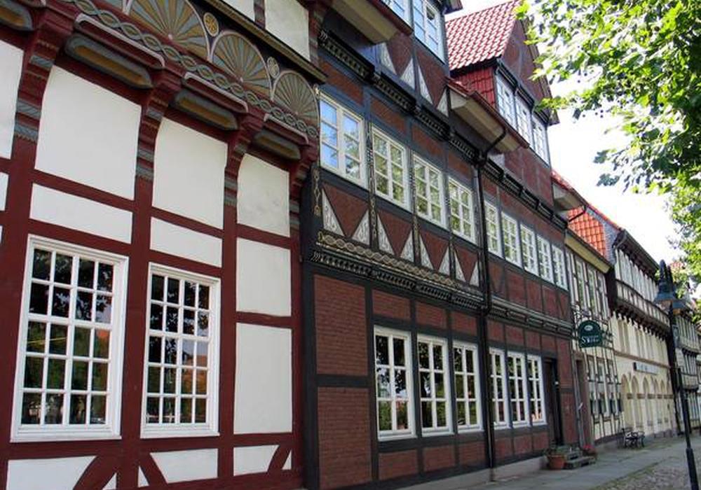 Der Spaziergang führt durch die historische Altstadt Helmstedts Foto: Stadt Helmstedt