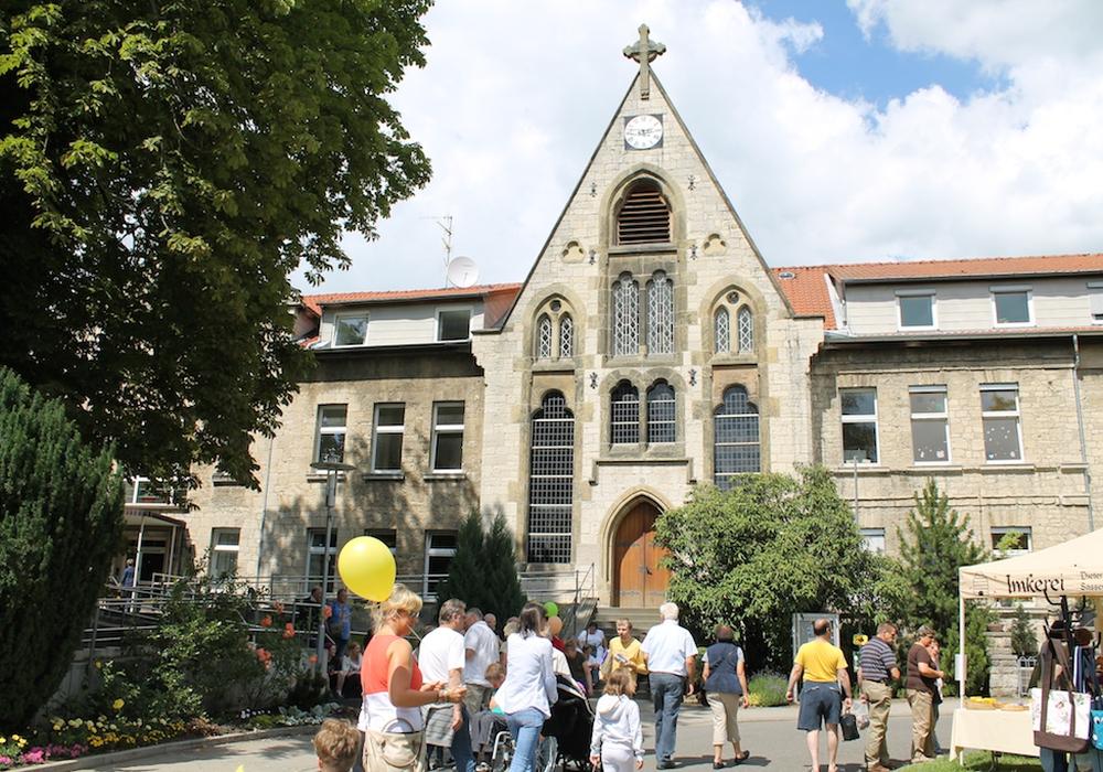 Das Konzert findet in der Peter-und-Paul-Kirche in Neuerkerode statt. Foto: Balder