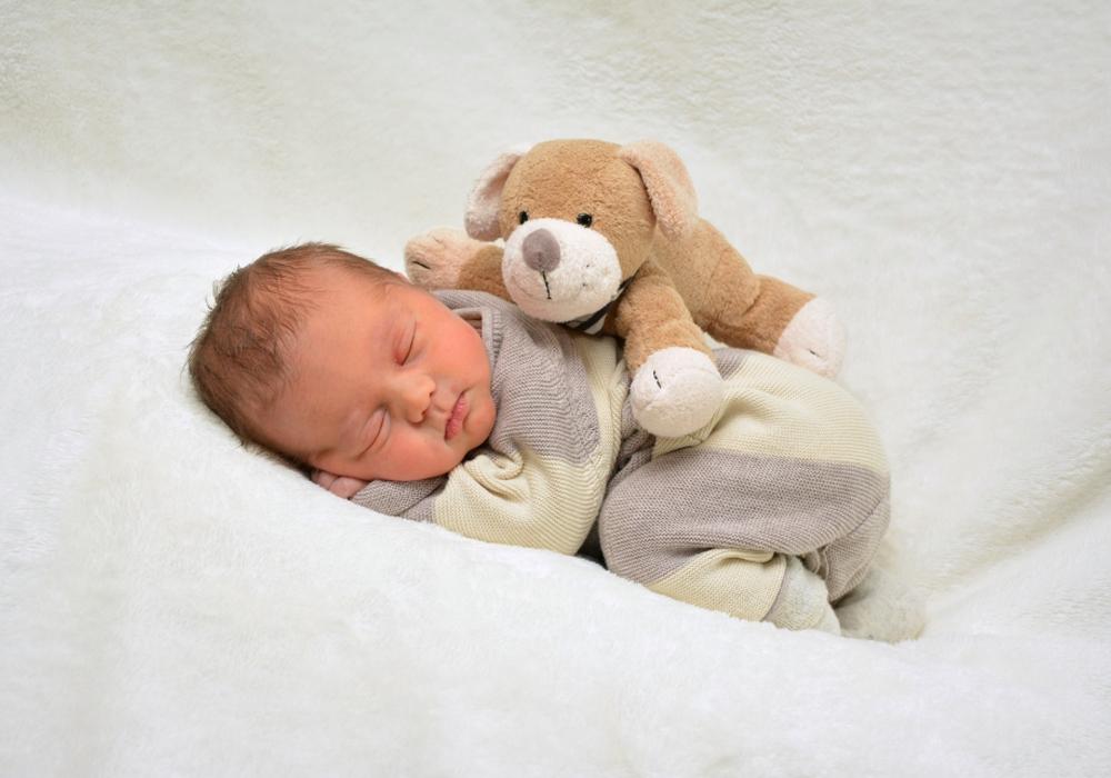 Herzlich Willkommen Mael Franke. Foto: babysmile24.de