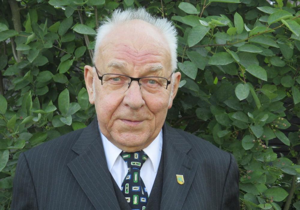 Sicktes Altbürgermeister Dieter Lorenz. Foto: privat