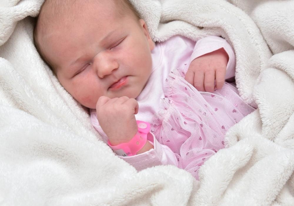 Willkommen, Mia Emilia. Foto: babysmile24.de