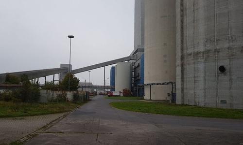 Das Gelände des Kohlekraftwerks Mehrum. (Archivbild)