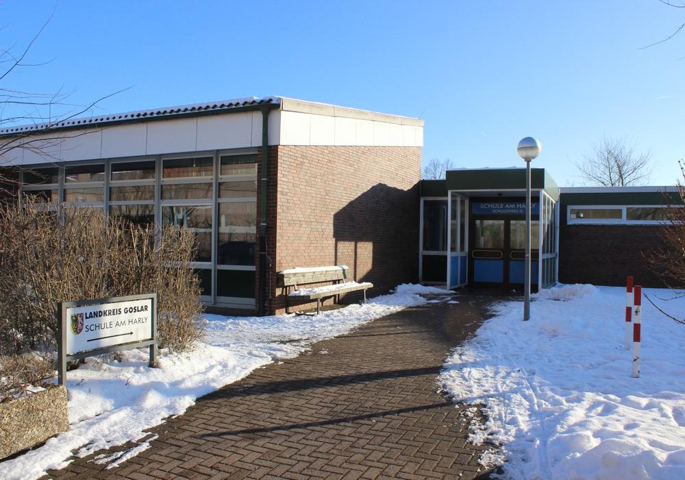 In der Schule am Harly findet bereits die 4. Arbeits- und Berufemesse statt. Foto: Anke Donner (Archiv)