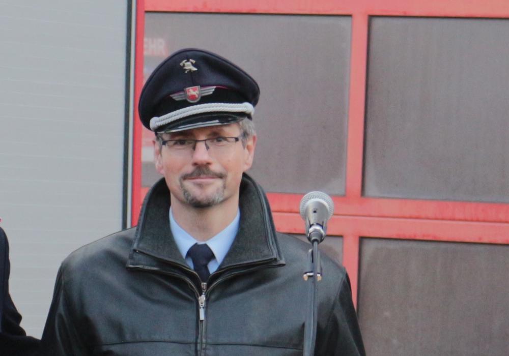 Der ehemalige Ortsbrandmeister der Feuerwehr Schladen, Thorsten Koch (Foto), hat sein Amt auf eigenen Wunsch abgegeben. Sein Nachfolger wird Jan Simons. Foto: Anke Donner