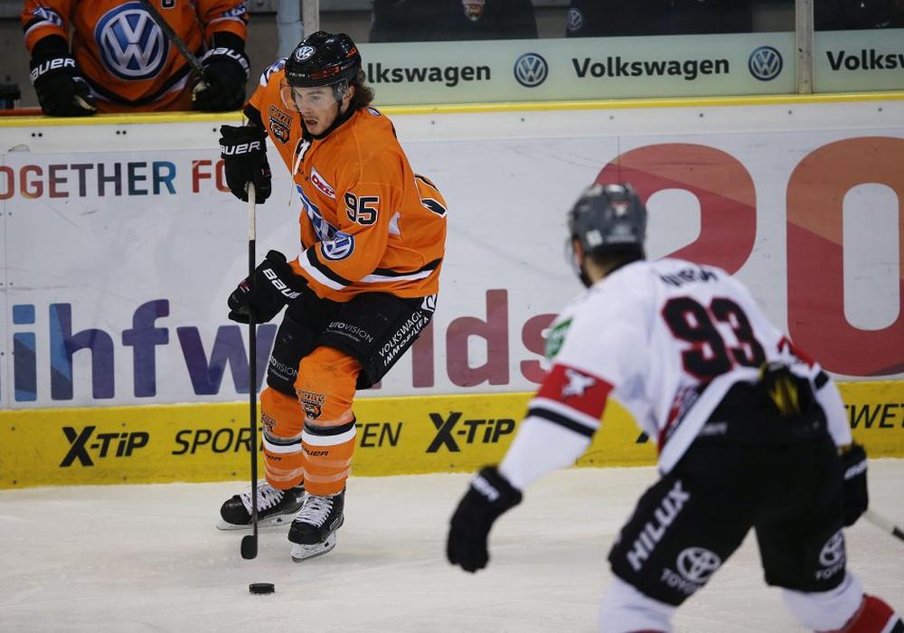 Pfohl kam in dieser Saison verletzungsbedingt auf sehr wenig Einsätze. Foto: Agentur Hübner/Archiv