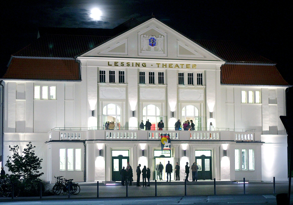 Im Lessingtheater gibt es in der kommenden Woche Schauspiel und Musik. Foto: Thorsten Raedlein