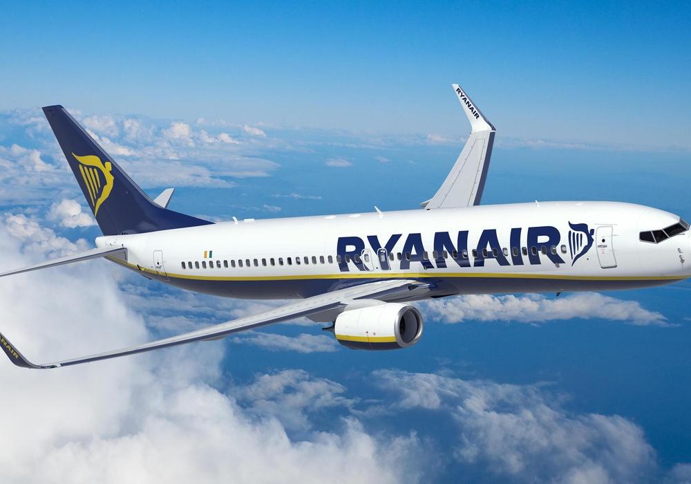 Die irische Fluglinie Ryanair steht in Verhandlungen mit bis zu 100 Flughäfen. Foto: Ryanair
