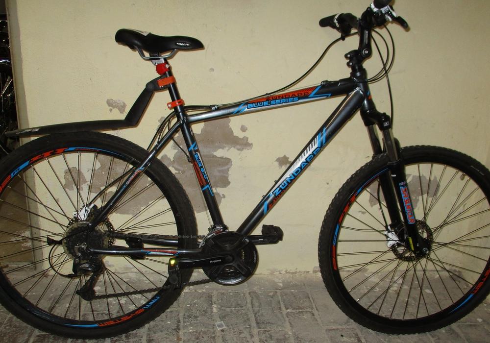 Wer vermisst dieses Mountainbike? Foto: Polizei Braunschweig