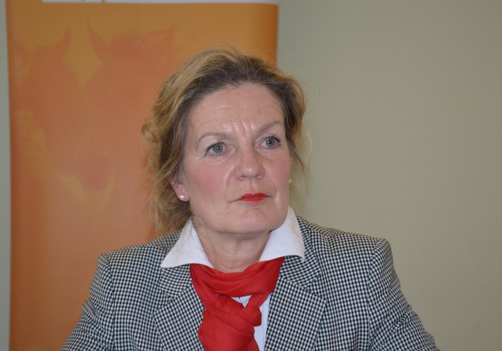 CDU-Kreisvorsitzende Elisabeth Heister-Neumann. Foto: Marc Angerstein