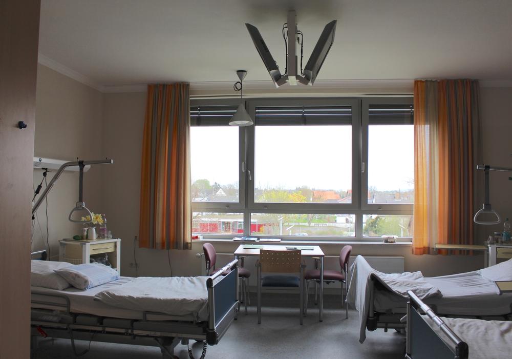 Krankenhaus Zimmer Klinikum Symbolbild Foto: Nick Wenkel