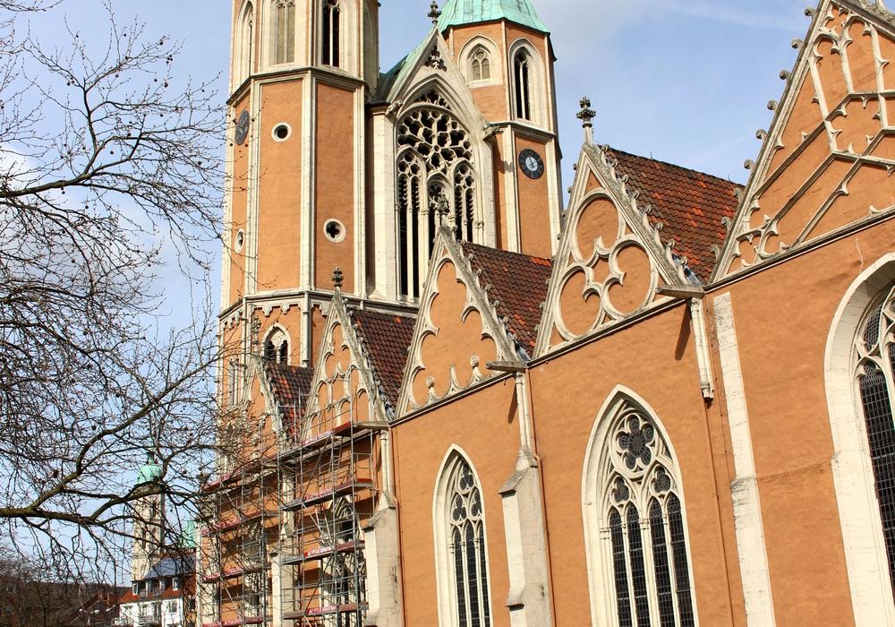Vortrag über die Tücken der Alltagskommunikation in der Katharinenkirche. Foto: Sina Rühland
