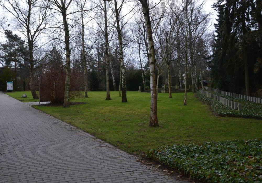 Hier soll ein Erinnerungsort entstehen. Foto: Stadt Wolfenbüttel