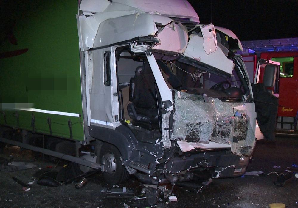 Schwerer Lkw Unfall Heute