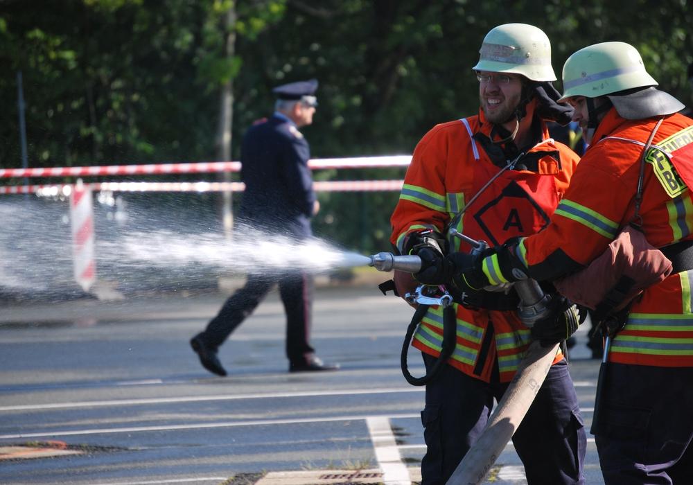 Letzter Aufruf der Feuerwehr: Noch bis zum 15. Oktober bewerben. Symbolfoto: Feuerwehr Braunschweig