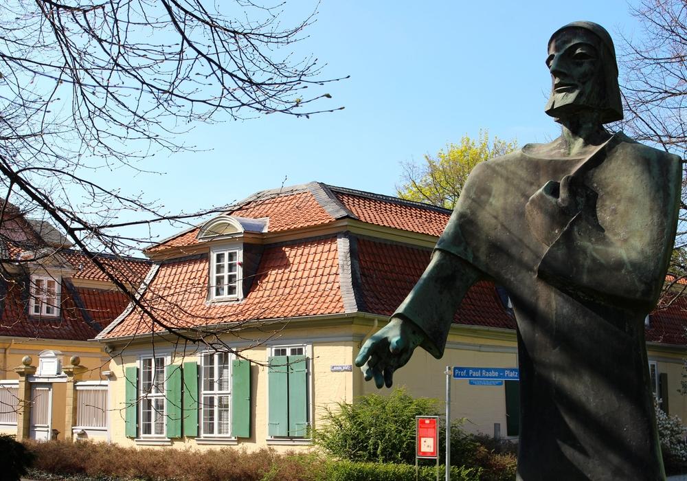 Lessing, Lessinghaus, Nathan der Weise. Foto: Sina Rühland
