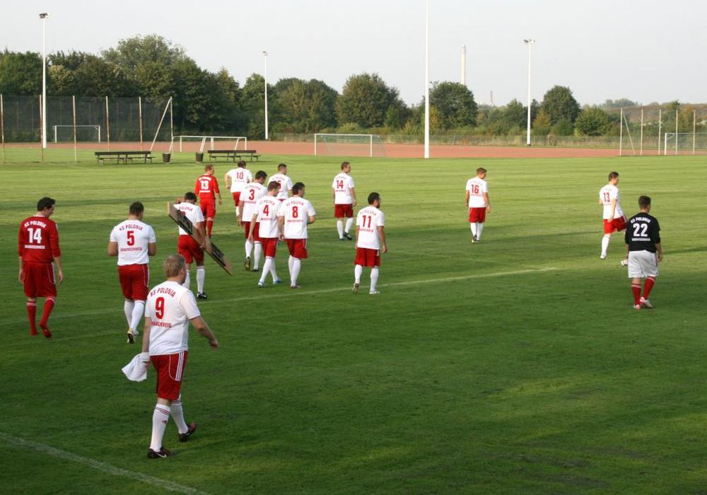 Der KS Polonia möchte seine Heimspiele wieder an alter Wirkungsstätte austragen. Foto: Frank Vollmer/Archiv