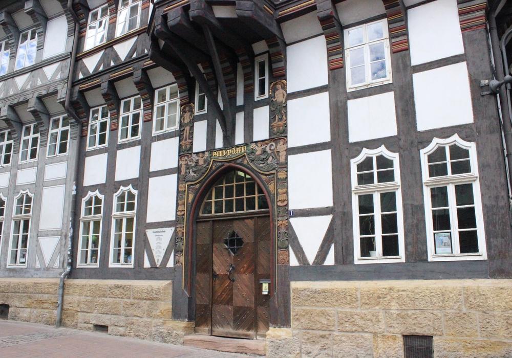 Stadtbibliothek Goslar, Foto: Anke Donner