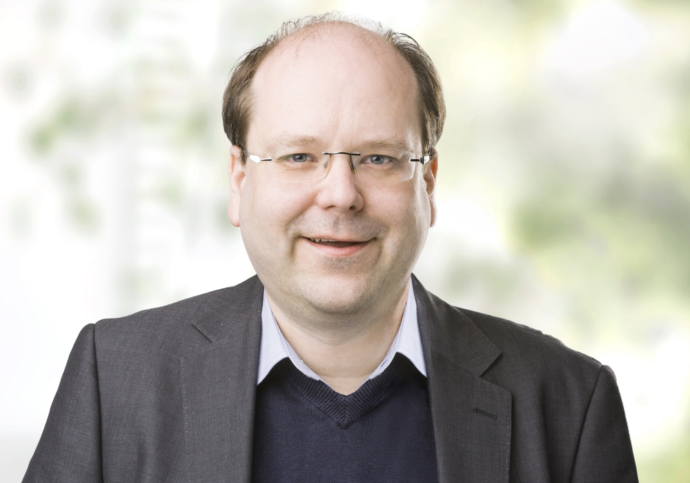 """Landwirtschaftsminister Christian Meyer spricht von einem """"verstaubten"""" Modell. Foto: Bündnis90/Die Grünen"""