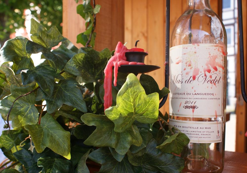 AM 1. Septemeber  findet das Weinfest der SPD Groß Stöckheim statt. Symbolfoto:
