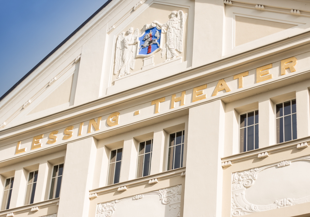 Interessierte können am 4. November an einer Führung durch das Lessingtheater besichtigen. Foto: Werner Heise