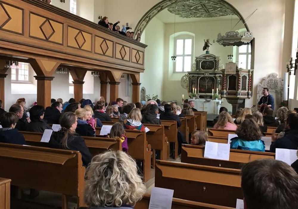 Seit bereits 1983 ist die KiWo ein fester Begriff im Süden Wolfsburgs. Foto: Kirchengemeinde