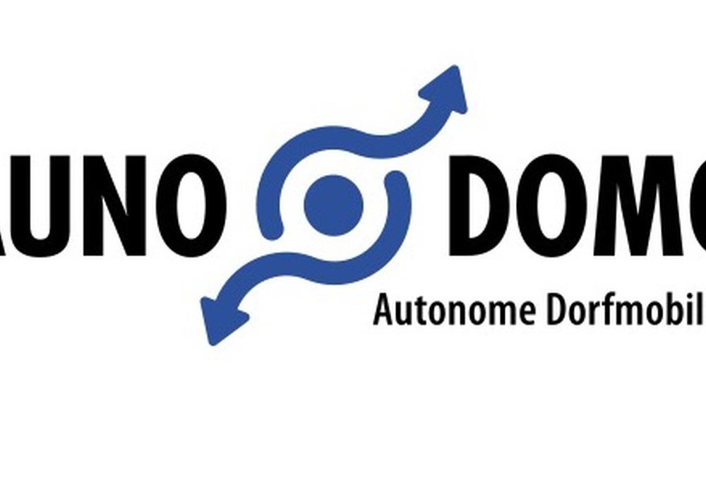 Anlass dazu ist Wunsch des Ortsrates, gemeinsam mit der Bevölkerung neue Wege der Mobilität zu entwickeln und damit die Lebensqualität zu erhöhen. Logo: AUNO DOMO