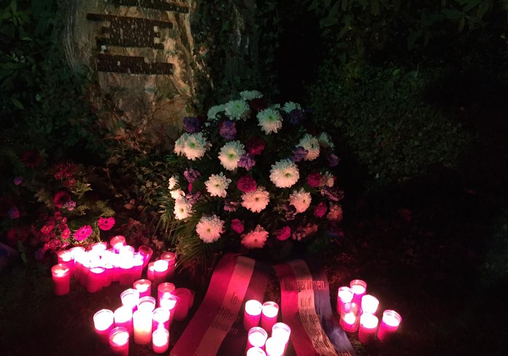 Am Donnerstag soll eine Gedenkstunde für die Opfer der Novemberpogrome 1938  veranstaltet werden. Foto: Anke Donner